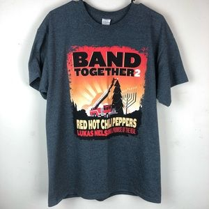 Red Hot Chili Peppers One-Off-Show T-shirt L